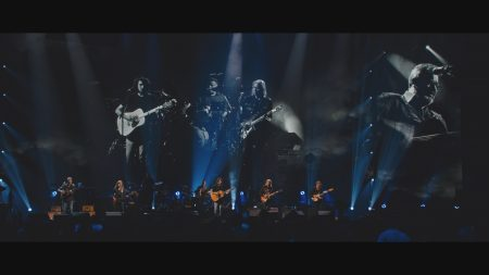 "Eagles anuncia ""Live from The Forum MaMXVIII"""