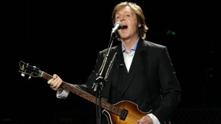Paul McCartney, Ed Sheeran, The Who e mais em evento on-line