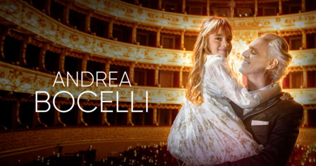 Andrea Bocelli – Believe in Christmas